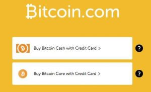 Bitcoin.com buy Bcash